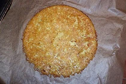 Low Carb Pizzaboden aus Blumenkohl 54