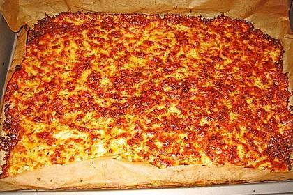 Low Carb Pizzaboden aus Blumenkohl 134