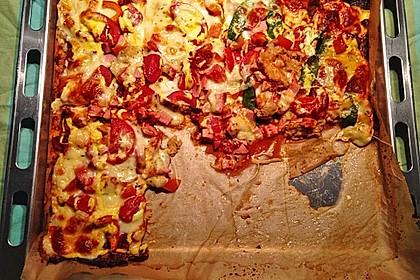 Low Carb Pizzaboden aus Blumenkohl 118