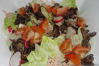 Blattsalat nach italienischer  Art 5
