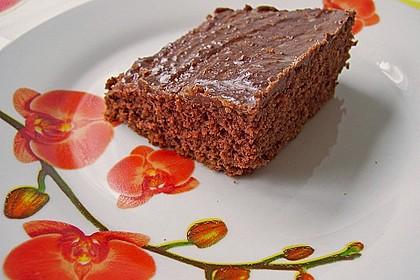 Kuchen a la Lebkuchenherz