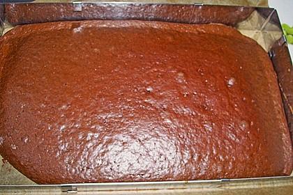 Kuchen a la Lebkuchenherz 7