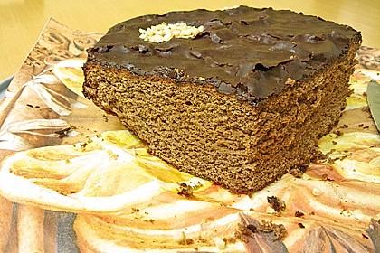 Kuchen a la Lebkuchenherz 2