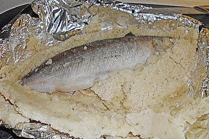 Edelmaräne in Salzkruste 3