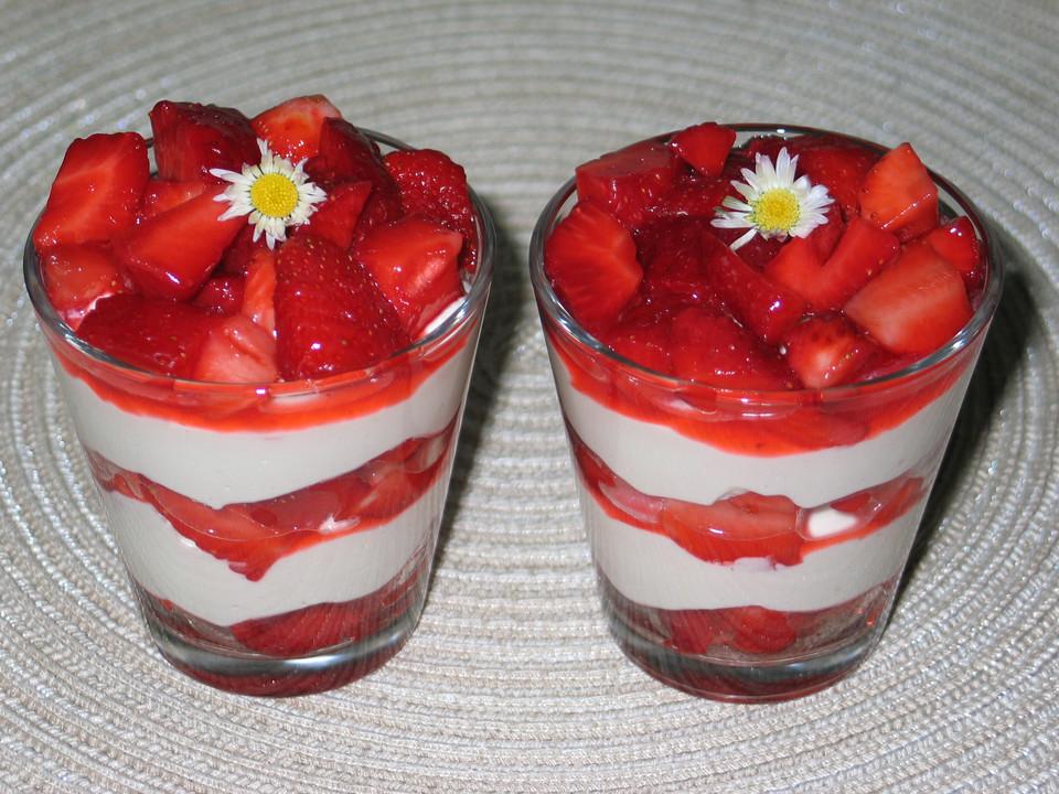Erdbeer Mascarpone Creme Von Humpty Dumpty Chefkoch De