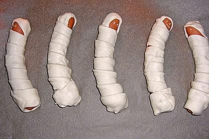 Mumien zu Halloween 29