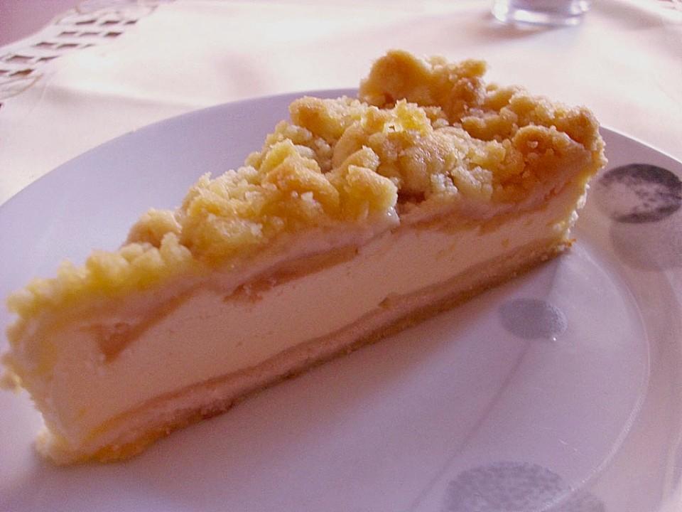 Omas Quark Apfel Streusel Torte Von Nordi87 Chefkoch De