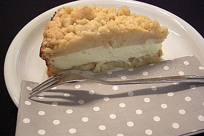 Omas Quark-Apfel-Streusel-Torte 10