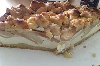 Omas Quark-Apfel-Streusel-Torte 25