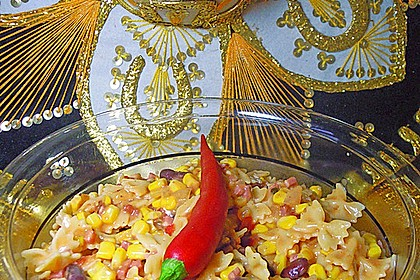 Mexikanischer Nudelsalat 1