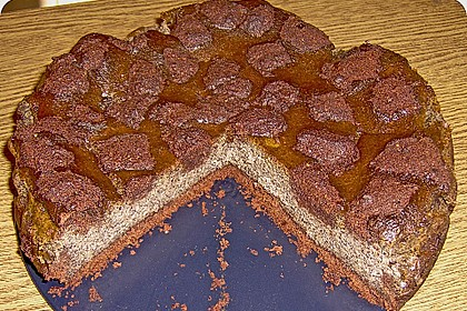Quark-Mohn Roggenkuchen