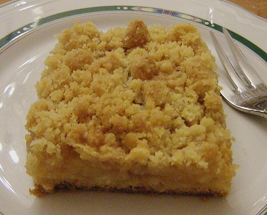Oma Idas Apfelstreuselkuchen Von Stellaluna123 Chefkoch