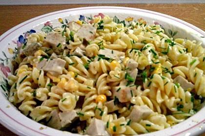 Nudelsalat, klassisch 2