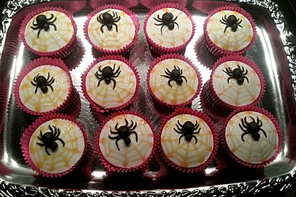 Halloween Muffins (Bild)