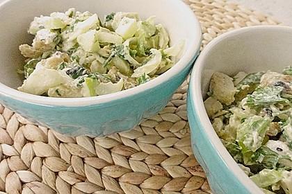 Hühnchensalat 2