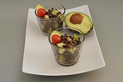 Avocado-Linsen-Salat 1
