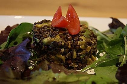 Avocado-Linsen-Salat