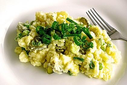 Kartoffelsalat veganisiert