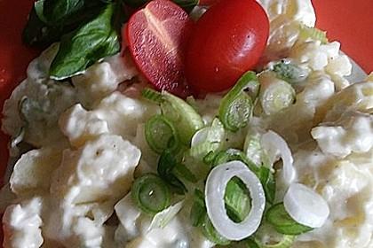 Kartoffelsalat veganisiert 1