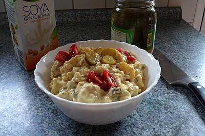 Kartoffelsalat veganisiert 2