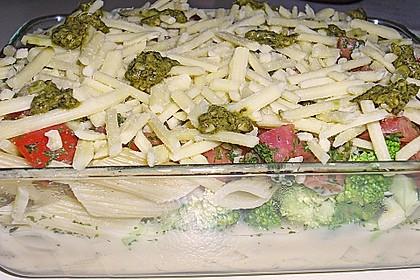 Tomaten-Brokkoli-Auflauf 3