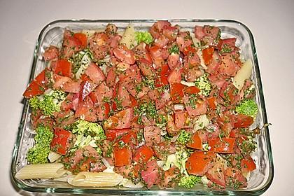 Tomaten-Brokkoli-Auflauf 1