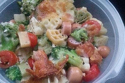 Tomaten-Brokkoli-Auflauf