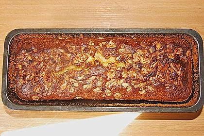 Birnen-Bananen Kuchen 1