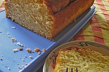 Schneller Zitronenkuchen (Bild)