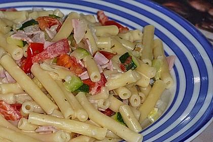 Die berühmten Zucchini-Frischkäse-Nudeln 22