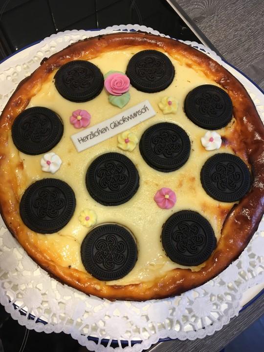 Oreo Cheesecake Von Sari09 Chefkoch De