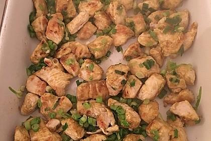 Ofencurry mit Hähnchenbrust
