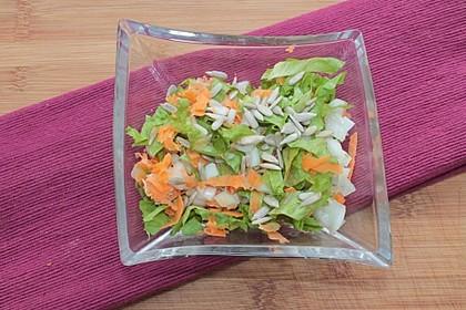 Endivien-Möhren Salat 1