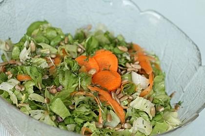 Endivien-Möhren Salat