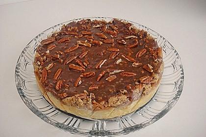 Caramel Apple Pie mit Pecannüssen 2
