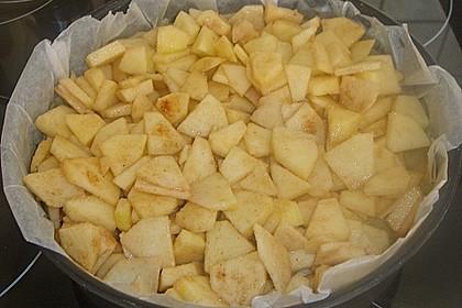 Caramel Apple Pie mit Pecannüssen 8