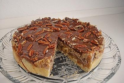 Caramel Apple Pie mit Pecannüssen 1