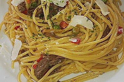 Spaghetti Frank Sinatra 3