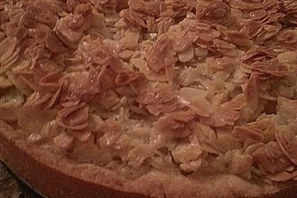 Apfelkuchen mit Mandelkruste nach Mutti