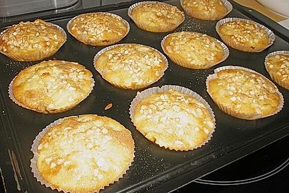 Apfel-Mandel Muffins mit Zimtguss von Sarah 1