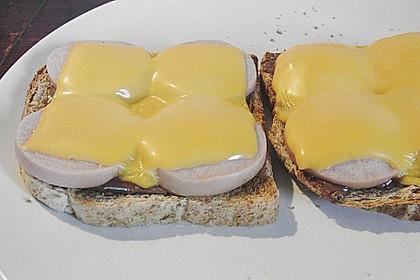 Nufleika-Toast