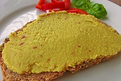 Kichererbsen-Curry-Aufstrich 1