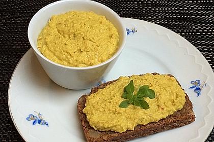 Kichererbsen-Curry-Aufstrich 4