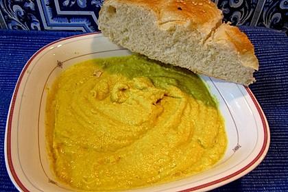 Kichererbsen-Curry-Aufstrich 5