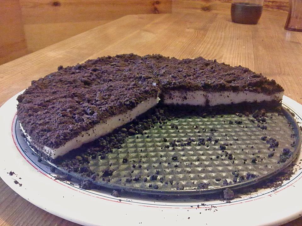 Oreo Kuchen Riesen Oreo Von Scrambledx Chefkoch De