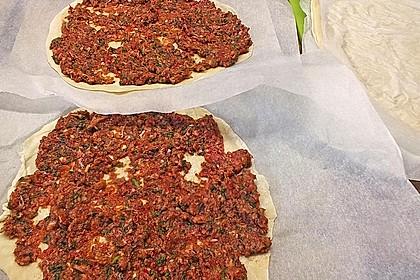 Türkische Pizza 19