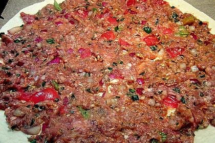 Türkische Pizza 20