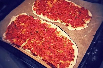 Türkische Pizza 18