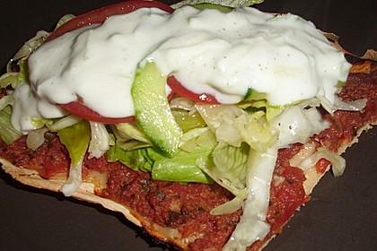 Türkische Pizza 8