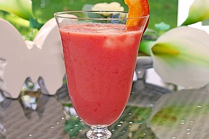 Fruits and Berries Smoothie